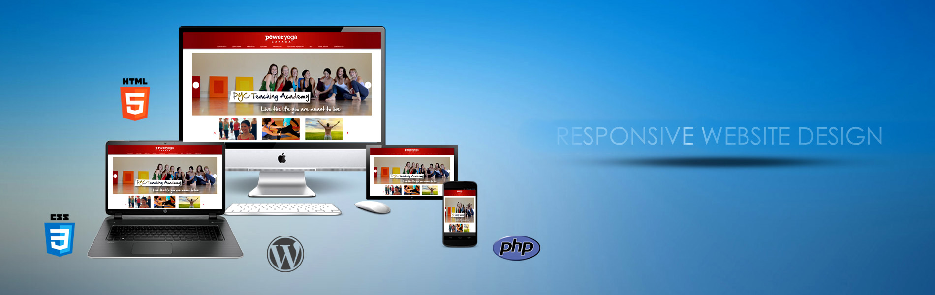 responsive website design company in NYC